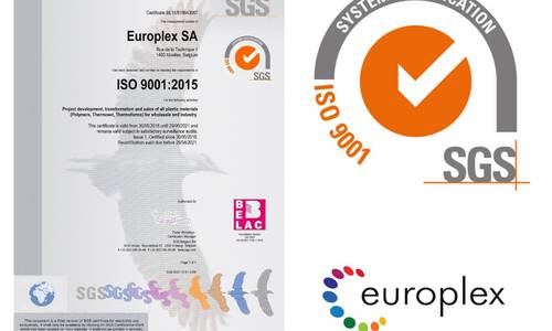 Great news - ISO 9001:2015